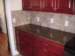 How To Decorate Kitchen How To Decorate Brown Themed Kitchen Design Home And Cabinet Reviews