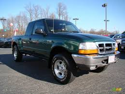 2000 ford ranger extended cab 4x4 1999 amazon green metallic ford ranger xlt extended cab 4x4