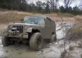 jeep mud jeep wrangler rubicon 4x4 mudding crazy wild mud bog youtube