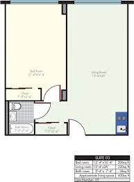 Open Living Space Floor Plans by Flushing House Floor Plans