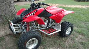 2005 trx 400 motorcycles for sale