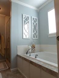 Painting Bathroom Walls Ideas Exellent Blue And Gray Bathroom Ideas C Design Inspiration