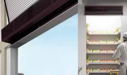 Air Curtains For Doors Air Curtain Door Electric Heated Air Curtains Air Doors Mars