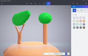 Home Design 3d For Windows How To Use Microsoft U0027s Paint 3d In Windows 10