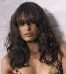 how to cut long hair to get volume at the crown long blunt cut with layering volume and bangs