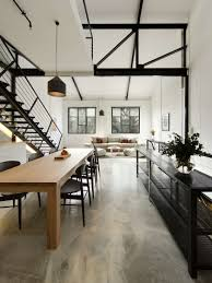 simple warehouse loft