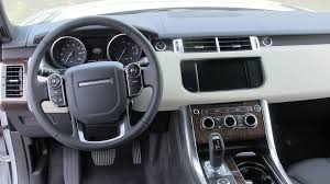 2015 land rover sport interior can the 2014 range rover sport really do it all first impression