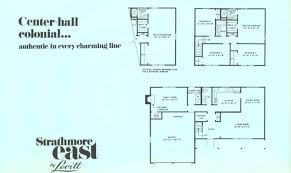 10 best side hall colonial floor plan house plans 60087