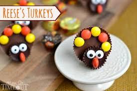 reese s turkeys on timeout