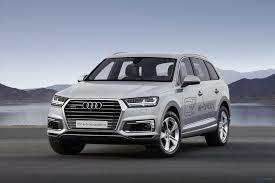 audi jeep 2017 audi q7 e tron quattro u2013 now also petrol powered driving