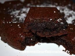 recette de cuisine sans oeuf gateau au chocolat sans lait sans gluten sans oeuf par dadou4311