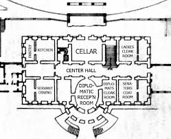 ground floor plan ground floor white house museum