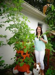 innovative tower garden tech for urban gardening