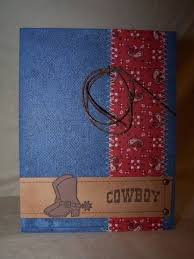 32 best cowboy cards images on masculine cards
