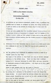 top secret report template top secret plan up by field marshal montgomery reveals how