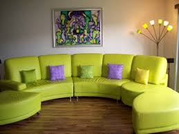 Neon Green Curtains by Bright Green Sofas Sofa Nrtradiant
