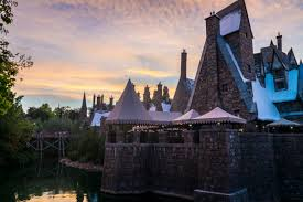 Harry Potter Adventure Map Wizarding World Of Harry Potter U2013 Hogsmeade At Universal U0027s Islands
