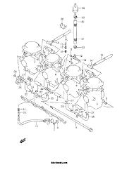 2001 suzuki katana 600 gsx600f carburetor fittings parts best