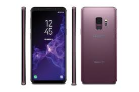 purple pictures samsung galaxy s9 and s9 in lilac purple