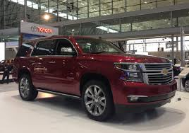 2015 chevrolet tahoe information and photos zombiedrive