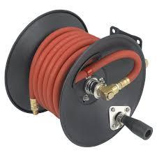 best wall mounted hose reel help air hose reel archive the garage journal board