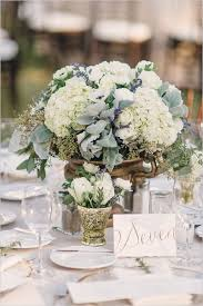 wedding reception centerpieces 21 simple yet rustic diy hydrangea wedding centerpieces ideas