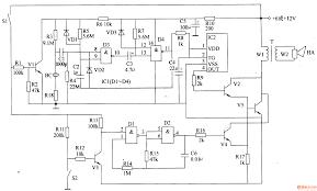 electronic sound effects kits fk272 space gun tone wiring