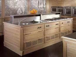 cuisine bois inox cuisine contemporaine en bois massif en bois laqué en inox