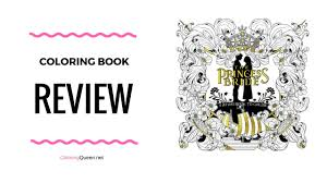 the princess bride a story book to color review youtube