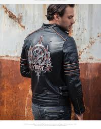 genuine leather motorcycle jacket compare prices on brand genuine leather motorcycle jacket online