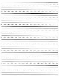 printable wide lined handwriting paper first grade lined paper template etame mibawa co