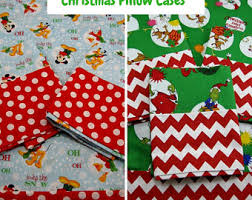 mickey mouse christmas wrapping paper mickey christmas fabric etsy