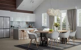 idee ouverture cuisine sur salon idee ouverture cuisine sur salon 17 d233co r233cup 6 fa231ons