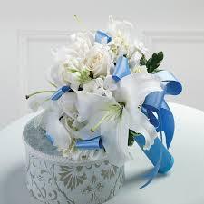 Blue Wedding Bouquets Bridal Bouquets Flower Delivery West Palm Beach Fl 33409