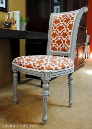 Dining Room Chair Reupholstering Cost - the 25 best redone chairs ideas on pinterest short stools