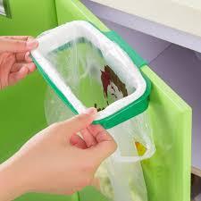 Kitchen Cupboard Garbage Bins by Hanging Kitchen Cupboard Drawer Door Back Style Stand Trash Waste