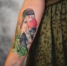 253 besten tattoo cats bilder auf pinterest tiere arm tattoo
