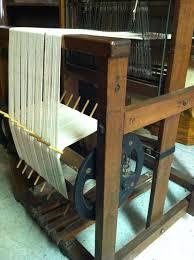 Bench Loom Antique Weaving Loom J L Hammett Co Cambridge Newark Shuttles