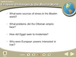What Problems Faced The Ottoman Empire In The 1800s World History Connection To Today Ppt