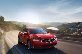 hybrid acura dramatic new 2018 acura rlx revealed the car magazine