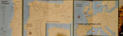 Camino Frances Map A 500 Mile Walk No Problem The Drifter Files