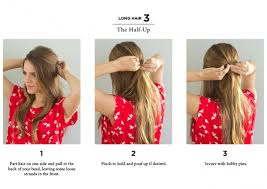 10 easy ways to style hair short hair beauty ideas and straight