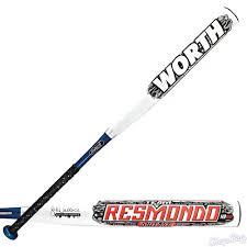 worth resmondo worth resmondo mutant softball bat slowpitch 120 sbmres usssa