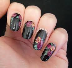 222 best flowers petals and branches nail designs images on