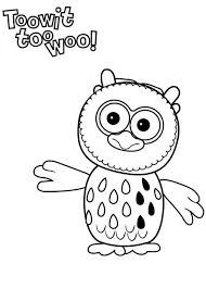otus owlet timmy coloring coloring sky