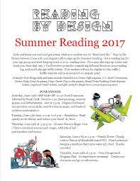 summer reading fort bragg library