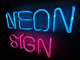 neon light font generator create a cool looking neon sign effect using 3ds max and vray