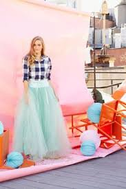 shop for cute polka dot skirts with tulle underlay perfect for