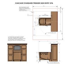 Cascade Floor Plan by Premier