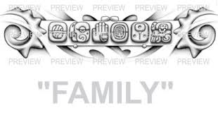 family mayan glyphs design d aztec tattoos aztec